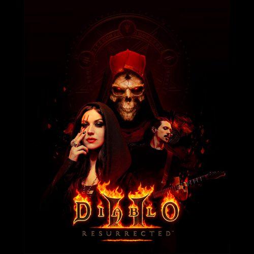 Cristina Scabbia e Mark The Hammer per DIABLO II