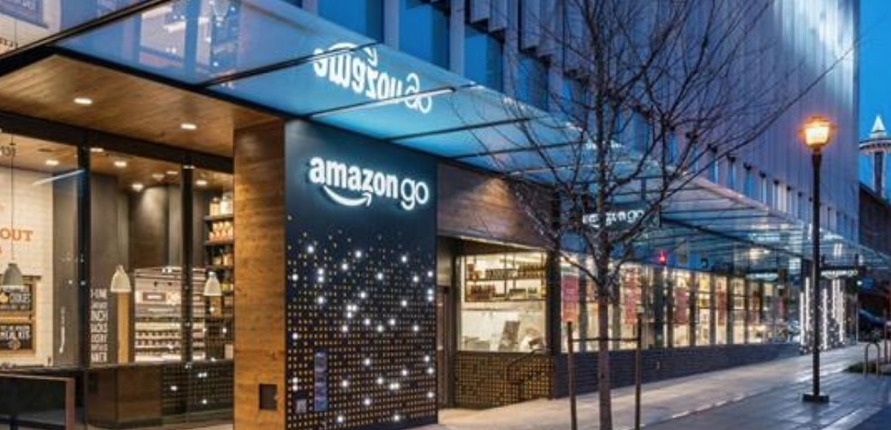 Amazon plans cashierless store in heart of London's West End